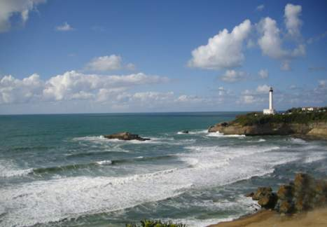Océan atlantique appartement côte basque Biarritz Doc Acqualys