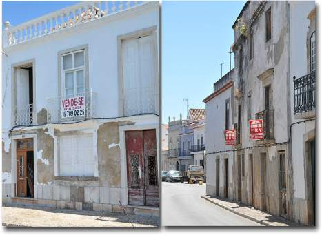 Immeubles à vendre par ERA à Tavira Algarve Portugal Photo Acqualys