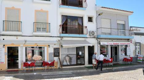 Restaurants italiens et indiens centre Tavira Algarve Portugal Photo Acqualys